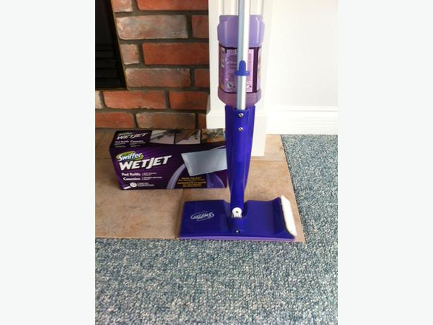 Swiffer Wet Jet System North Nanaimo Nanaimo