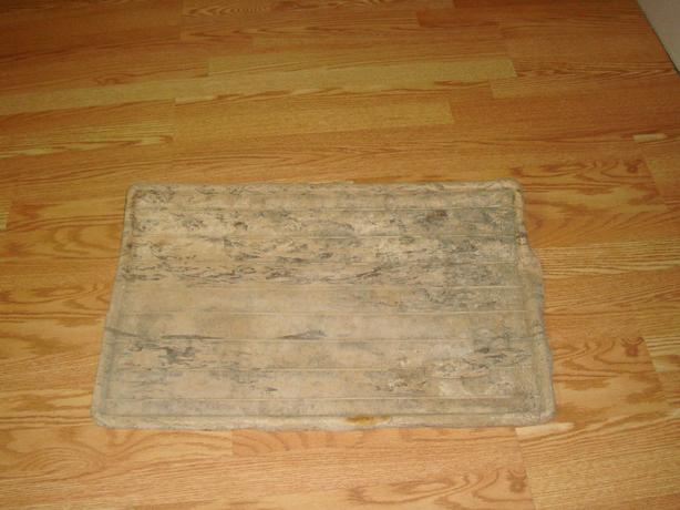 Large Rubbermaid Floor Mat - Excellent Condition! $1