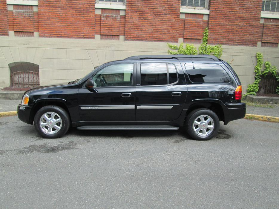 2003 gmc envoy xl 4wd no accidents outside nanaimo nanaimo. Black Bedroom Furniture Sets. Home Design Ideas