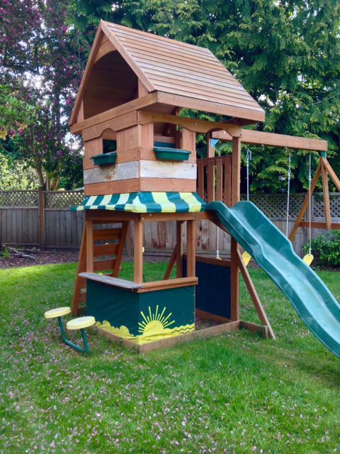 Big Backyard by Solowave 'Monterrey' Playground Saanich ...