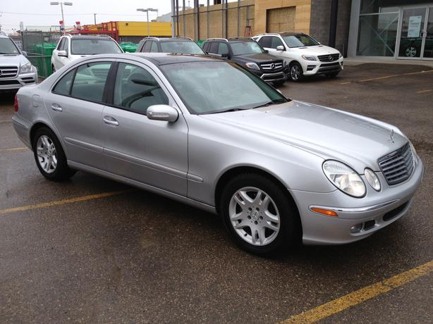2005 mercedes benz e320 cdi diesel rwd east regina regina for 2005 e320 mercedes benz