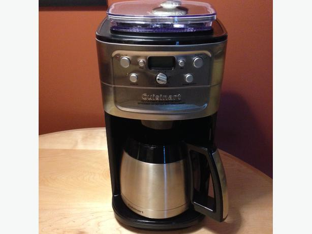 Coffee Makers At Home Outfitters : Cuisinart Burr Grind & Brew Thermal CoffeeMaker West Regina, Regina