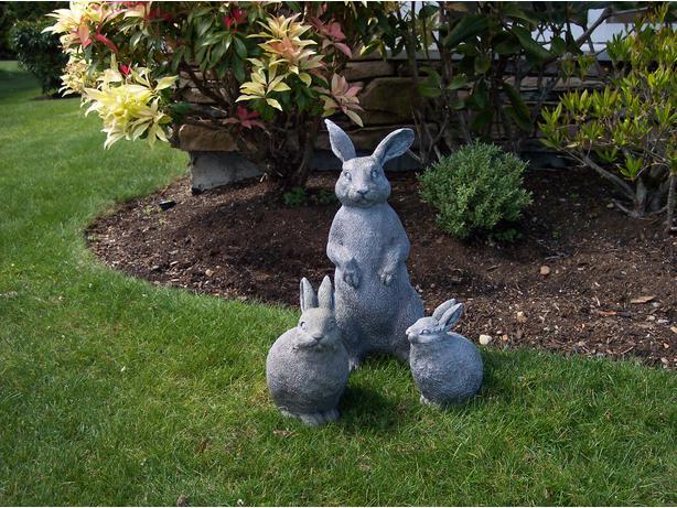Lawn garden ornaments courtenay courtenay comox for Lawn and garden ornaments
