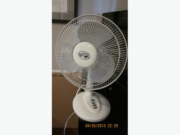 12 Quot Oscillating Table Fan Saanich Victoria
