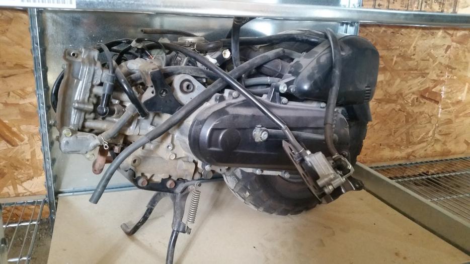 Honda Ruckus 50cc Motor For Sale In Quot Cowichan Quot Outside