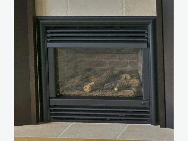 Valor Gas Fireplace With Remote Control Nanoose Bay Parksville Qualicum Beach
