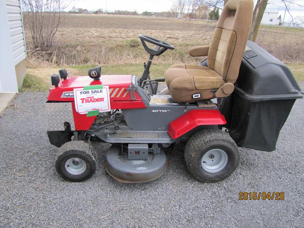 Murray Lawn Tractor Transaxle : Murray lawn tractor for sale outside ottawa gatineau