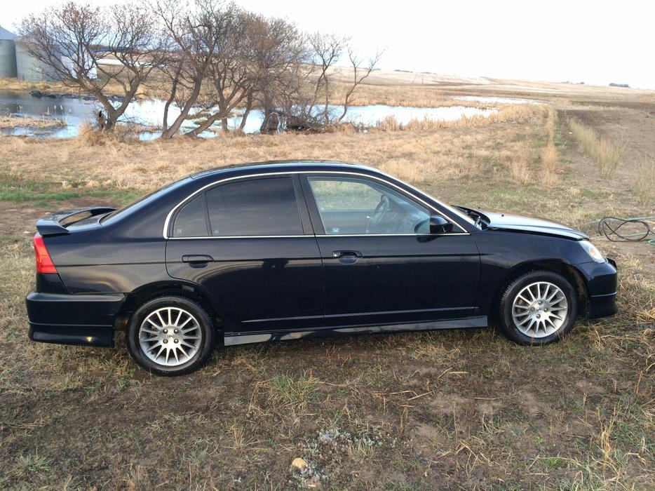 2004 Acura El Premium Moose Jaw Regina