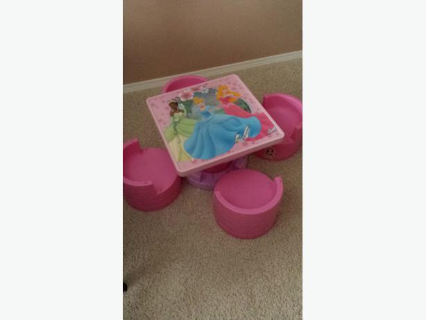 Excellent Princess Table Set Contemporary - Best Image Engine ...