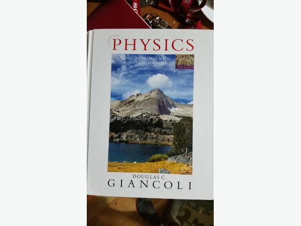 Giancoli physics homework help