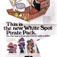 WANTED: 1970s / early 1980s White Spot Pirate Pack / Pak ephemera