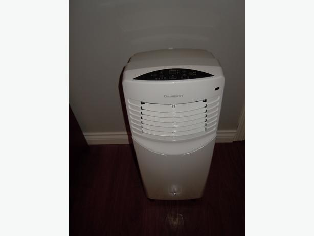 Garrison portable air conditioner Manual on