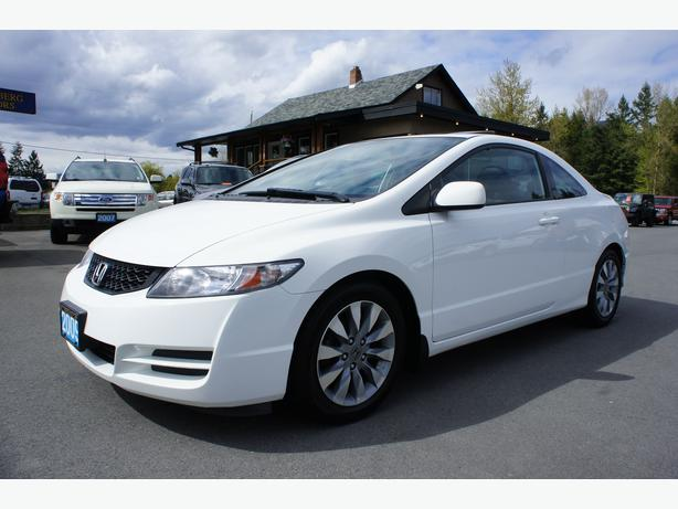 2009 honda civic ex l coupe outside victoria victoria. Black Bedroom Furniture Sets. Home Design Ideas