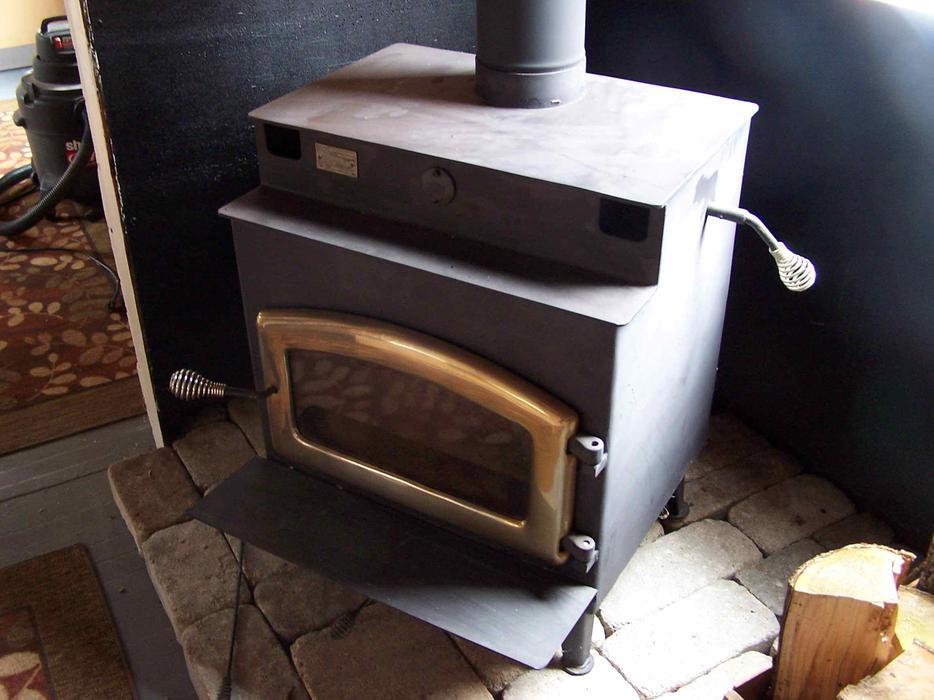 Wood burning fireplace kanata ottawa mobile for Lakewood wood stove for sale
