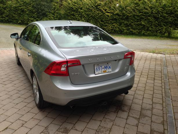 2011 volvo s60 t6 awd sooke victoria. Black Bedroom Furniture Sets. Home Design Ideas