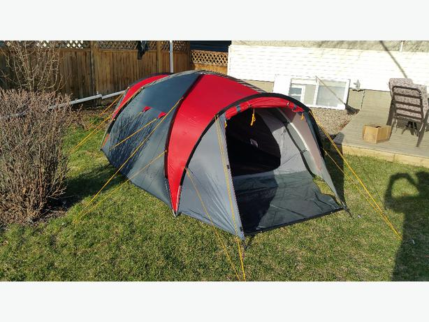 New Outdoor Works Three Person Tunnel Tent & Tent Outdoor Works u0026 My Current Tent