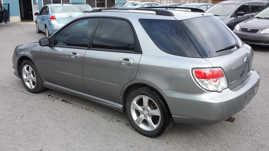 2007 Subaru Impreza Hatchback Awd Gloucester Ottawa