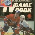 1984 CBC Enterprises Book Montreal Canadiens Ryan Walter