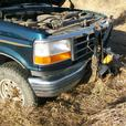 Parting out 1996 Ford F-250 truck - PRICE REDUCED