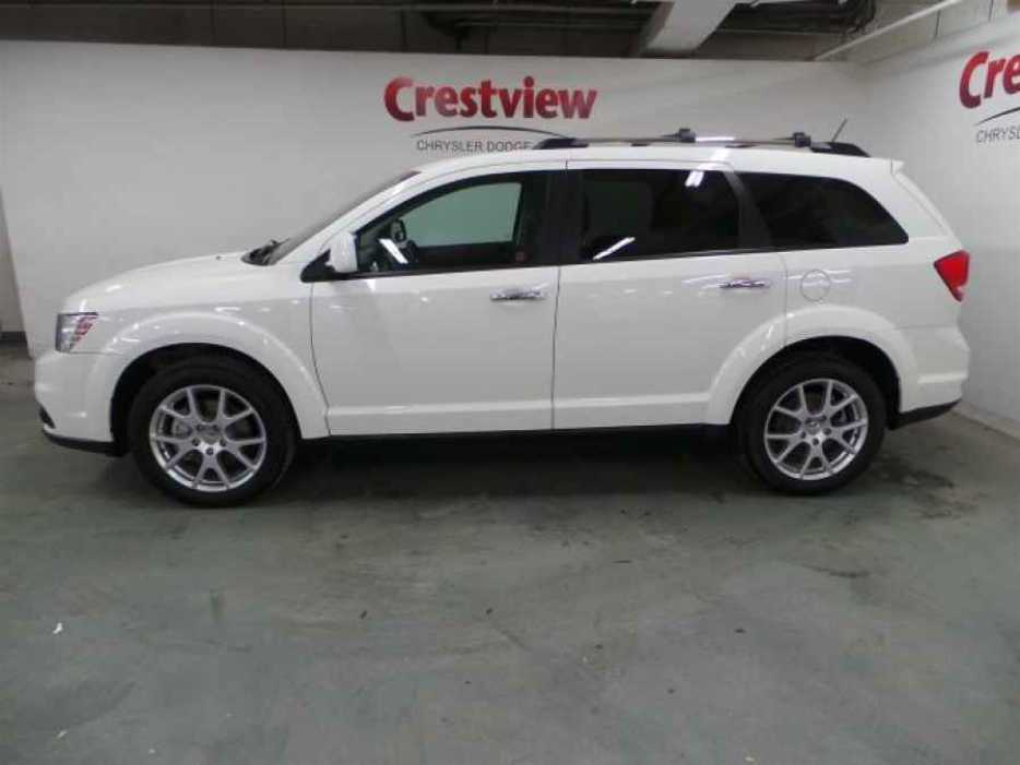 Dodge Dealership Saskatoon >> 2014 Dodge Journey R/T AWD w/ Leather, Sunroof, Navigation ...