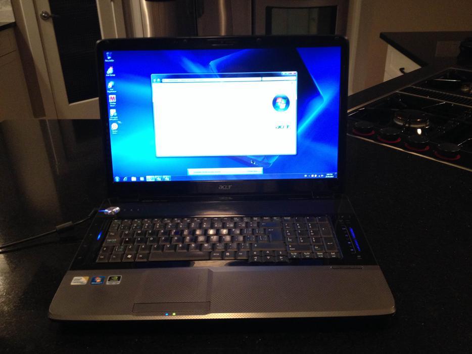 Acer Aspire 8735 19 Quot Laptop Malahat Including Shawnigan