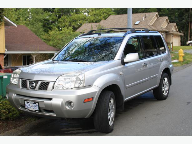 2006 nissan x trail se awd outside nanaimo nanaimo. Black Bedroom Furniture Sets. Home Design Ideas