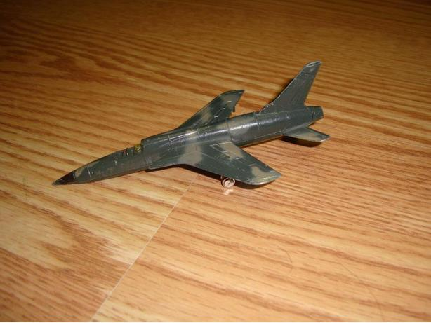 Like New All Metal Toy Airplane - Excellent Condition! $3