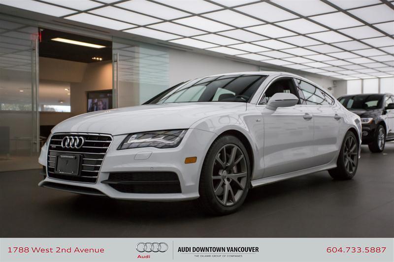 Pre-Owned 2012 Audi A7 3.0T Premium Plus Ti Vancouver City ...
