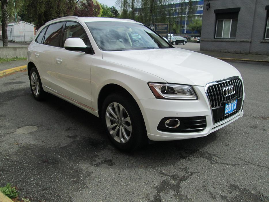 2013 Audi Q5 2 0t Premium Plus Fully Loaded No