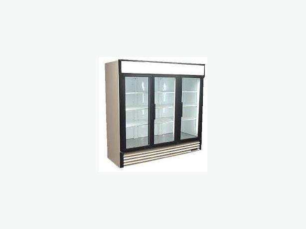 WANTED: older glass door cooler