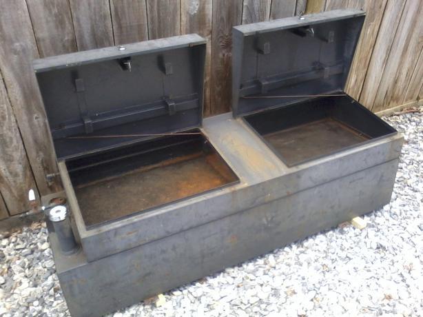 Fuel Tank Tool Box : Pickup truck fuel tanktool box parksville nanaimo