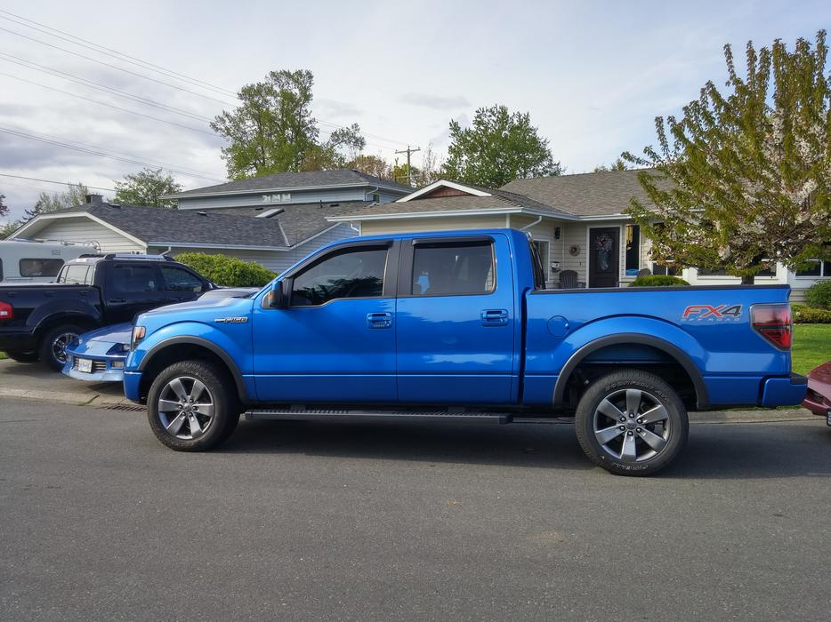 2014 ford f150 fx4 qualicum parksville qualicum beach. Black Bedroom Furniture Sets. Home Design Ideas