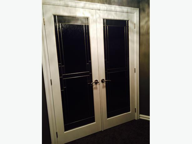 Two 30 Inch French Doors East Regina Regina