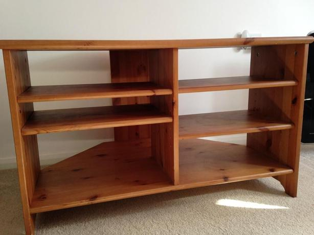 ikea leksvik corner tv stand qualicum nanaimo. Black Bedroom Furniture Sets. Home Design Ideas