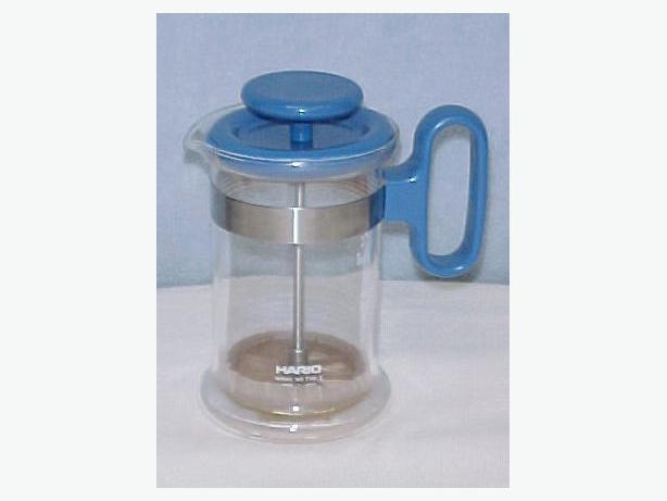 Hario French Press Coffee Maker : Hario Bistro Nouveau French Press Coffee Maker, 3 Cup, Tea/Coffee Plunger Ladysmith, Cowichan