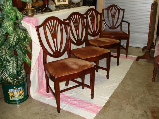 back dining room chairs these are good quality chairs in very good