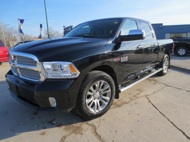 2014 dodge ram 1500 limited longhorncrew eco diesel 4x4 fort rouge. Cars Review. Best American Auto & Cars Review