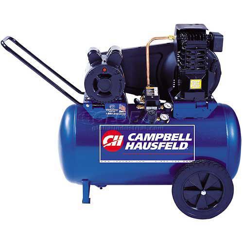 Campbell Hausfeld Air Compressor Wl604006af : Campbell hausfeld portable air compressor port alberni