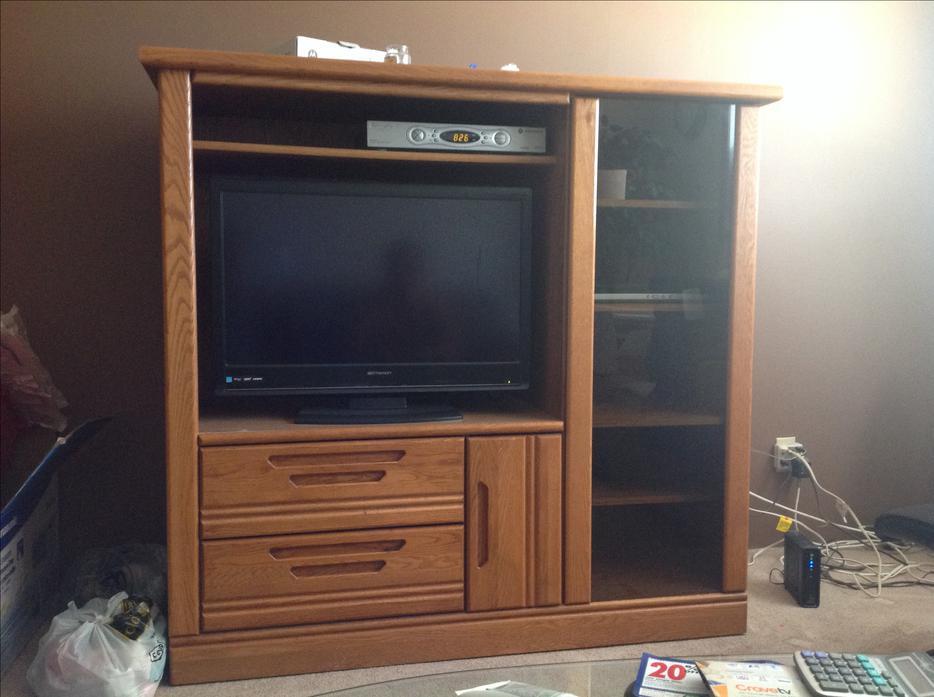Wall Unit Tv Console Central Regina Regina