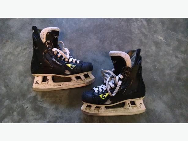 Graf 709 Supra Hockey Skates   eBay