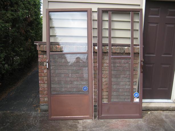 Storm Doors Bathroom Wall Cabinet Orleans Ottawa