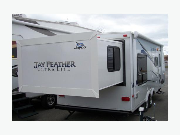 Brilliant 2016 Jayco Jay Feather Ultra Lite X213 Hybrid Trailer