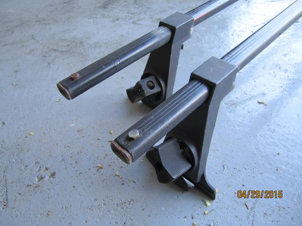 Extra Long Unisport Roof Rack For Roof With Gutter