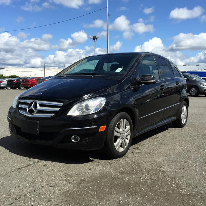 2009 mercedes benz b200 langley vancouver for Mercedes benz bay ridge