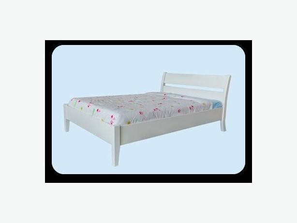 New solid wood twin bed frames 4 styles 4 stains 10 off victoria city victoria - Bed frame styles types ...