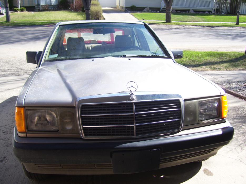 For sale for parts classic 1989 mercedes benz east for Mercedes benz engines for sale