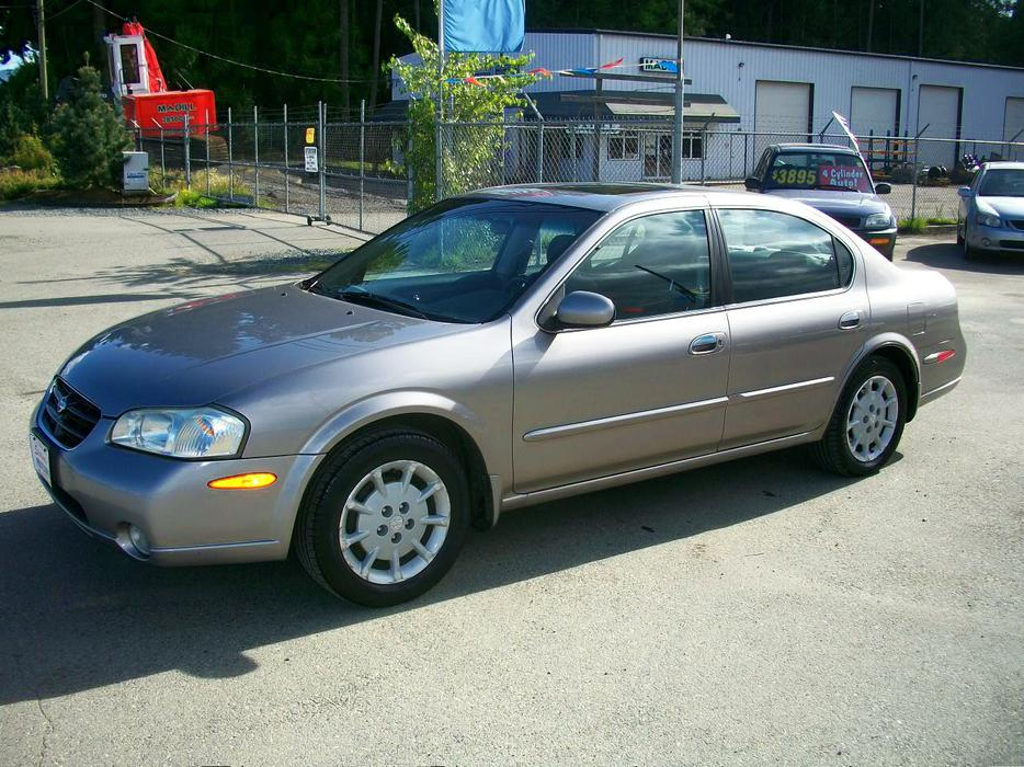 One Owner Super Nice Nissan Maxima Quot Gle