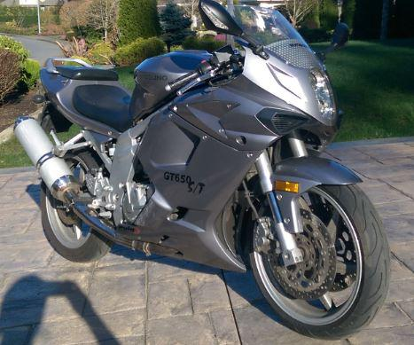 2006 hyosung 650 gtr comet north saanich sidney victoria. Black Bedroom Furniture Sets. Home Design Ideas