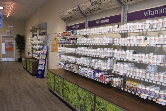 Organic Health Food Store Franchise
