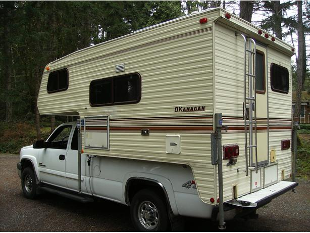 9 Ft Okanagan Camper 1990 South Nanaimo Nanaimo